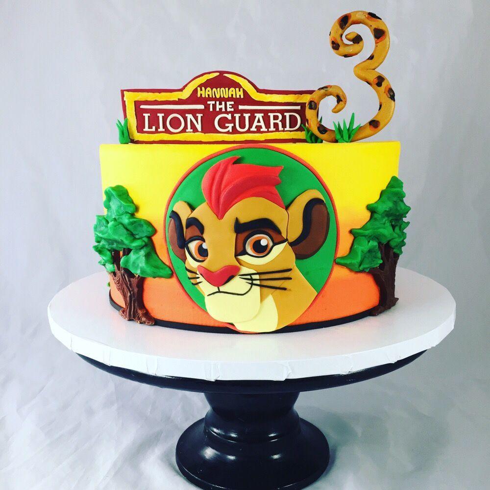 Lion Guard Cake Yelp