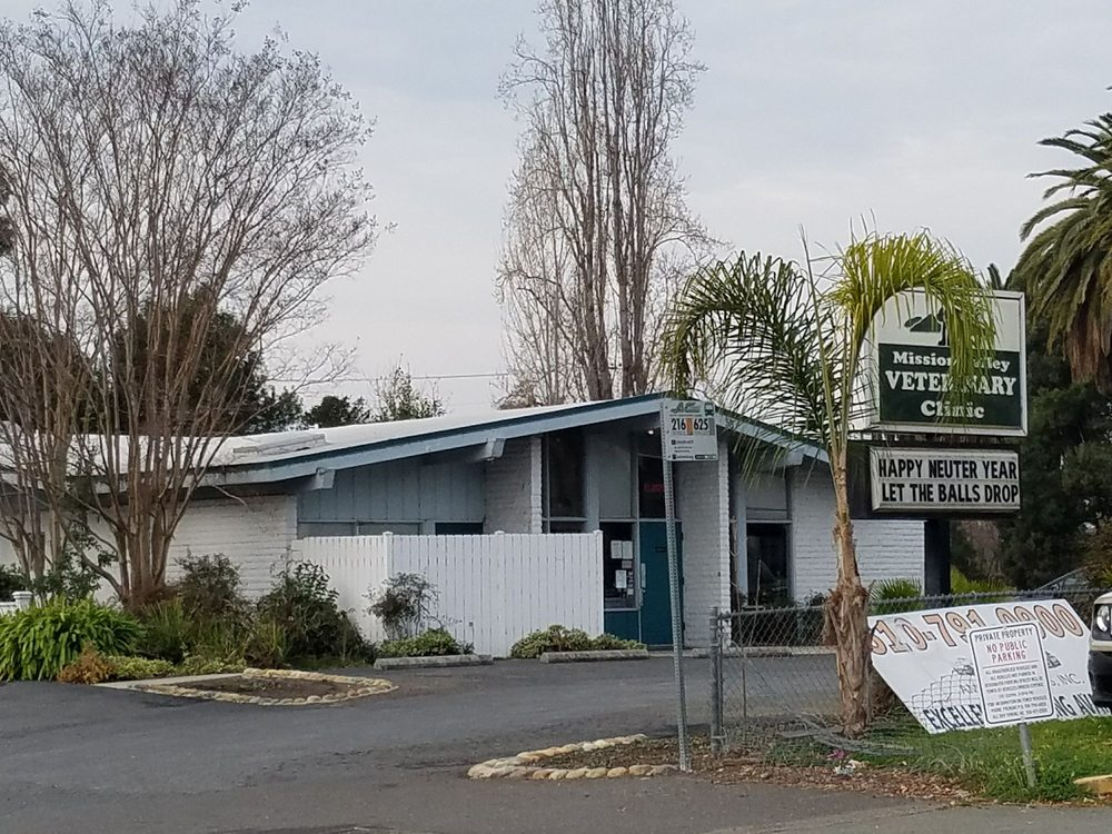 Mission Valley Veterinary Clinic: 55 Mowry Ave, Fremont, CA