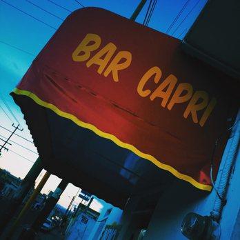 Bar El Capri, de los botaneros de Puebla