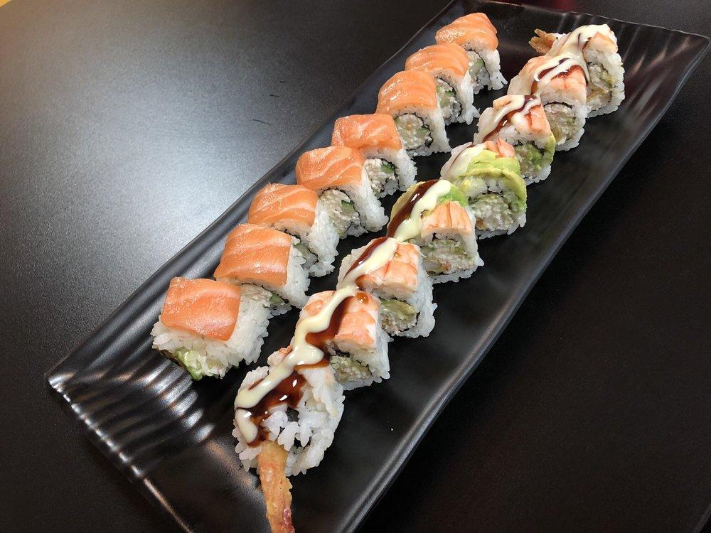 Tomo Sushi & Teriyaki Restaurant: 1701 S Ave B, Yuma, AZ