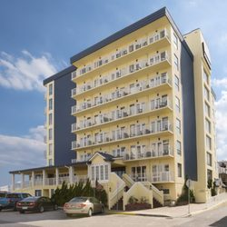 Howard Johnson Plaza Hotel By Wyndham Ocean City Oceanfront 66