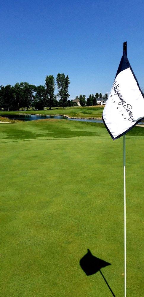 Whispering Springs Golf Club: 380 Whispering Springs Dr, Fond du Lac, WI