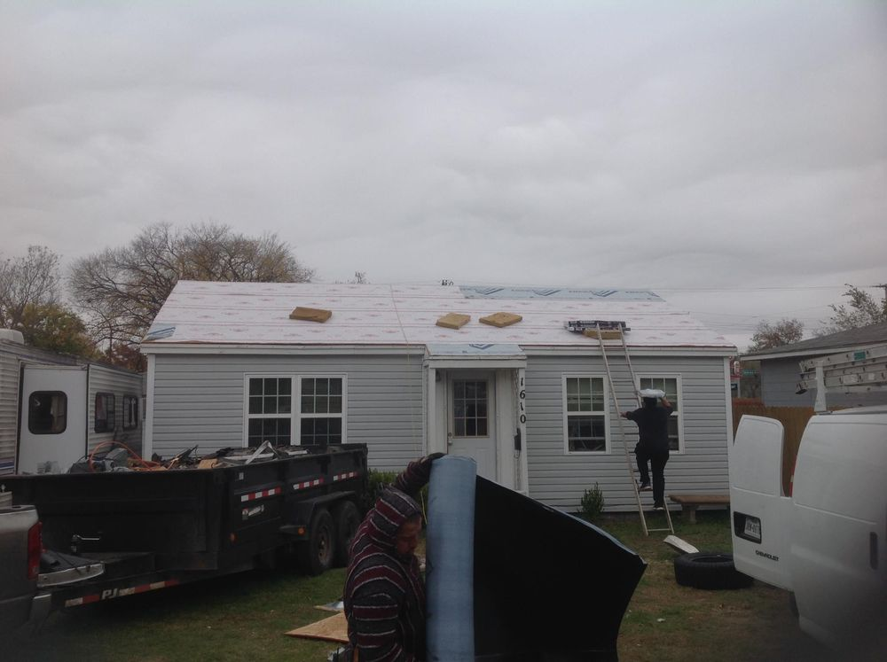 Oklahoma All State Roofing: 1410 W Mississippi Ave, Chickasha, OK