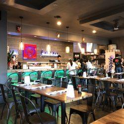 Photo Of Torarenbou Sushi Bistro Dublin Ca United States Inside Open