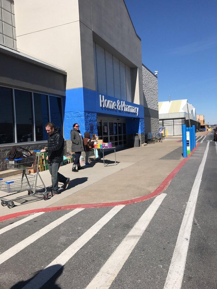 Walmart Supercenter: 373 Benner Pike, State College, PA