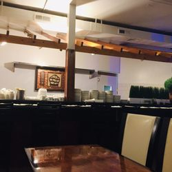 Photo Of Chong Qing House Providence Ri United States Dining Prep Area