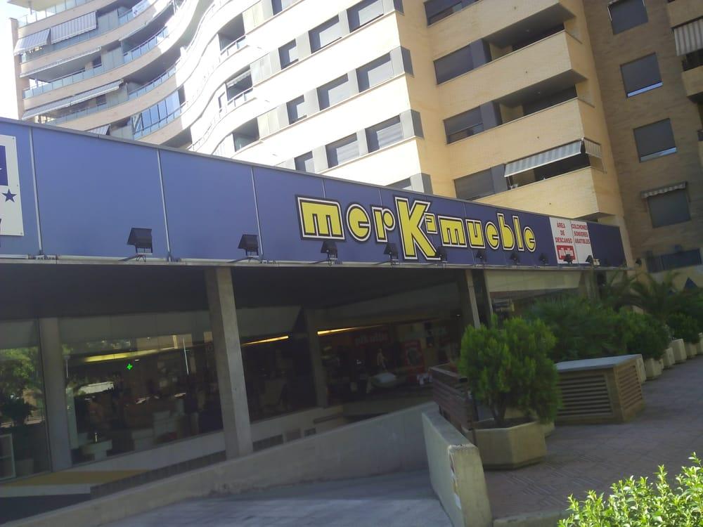 Merkamueble tiendas de muebles calle poeta pablo for Telefono registro bienes muebles madrid