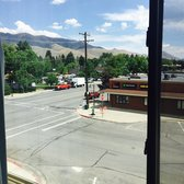 Photo Of Wood River Inn Hailey Id United States View From Hotel