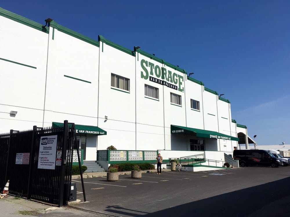 Storage San Francisco