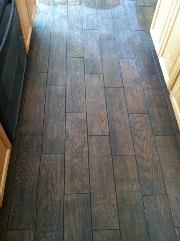 Porcelain Wood Look Plank Tiles From Marazzi In The Color