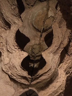 caverns of sonora facts