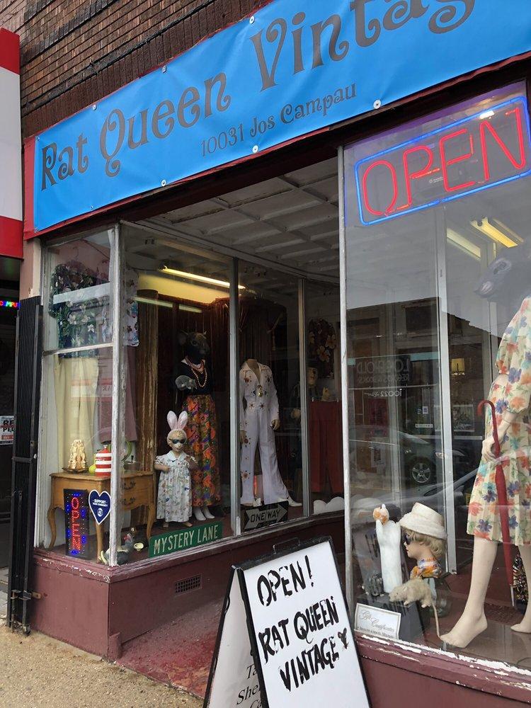 Rat Queen Vintage: 10031 Joseph Campau Ave, Hamtramck, MI