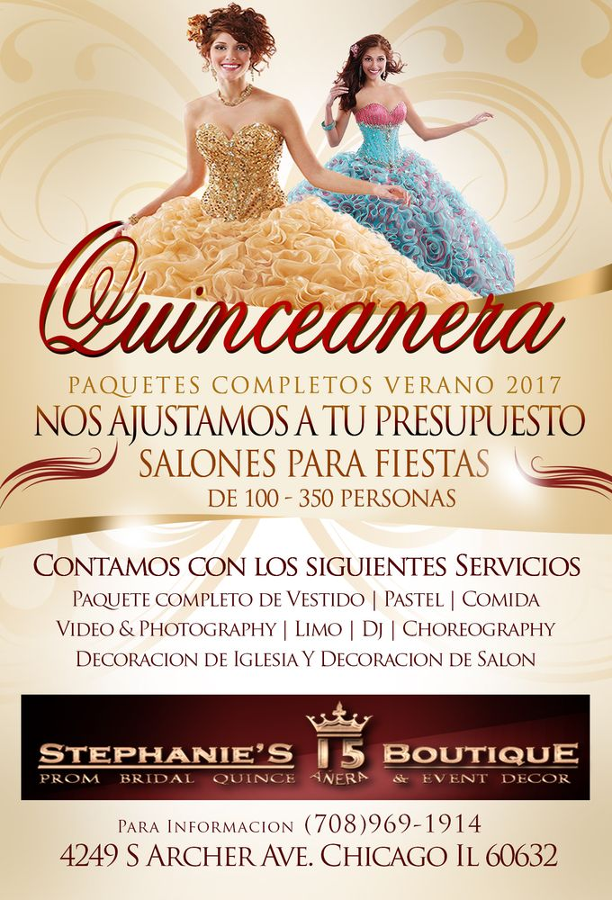 3b337f59ef5 Stephanies Bridal   Quinceanera Boutique - 12 Photos - Party   Event ...