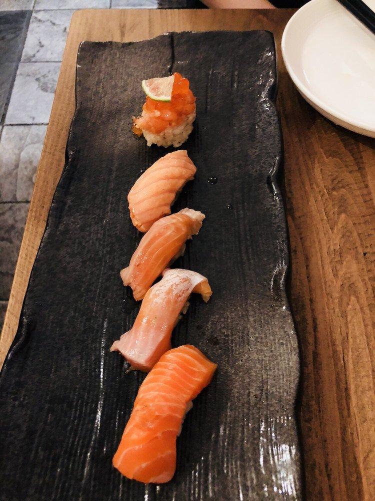 Masa's Sushi and Appetizer: 813 Grant Ave, Novato, CA