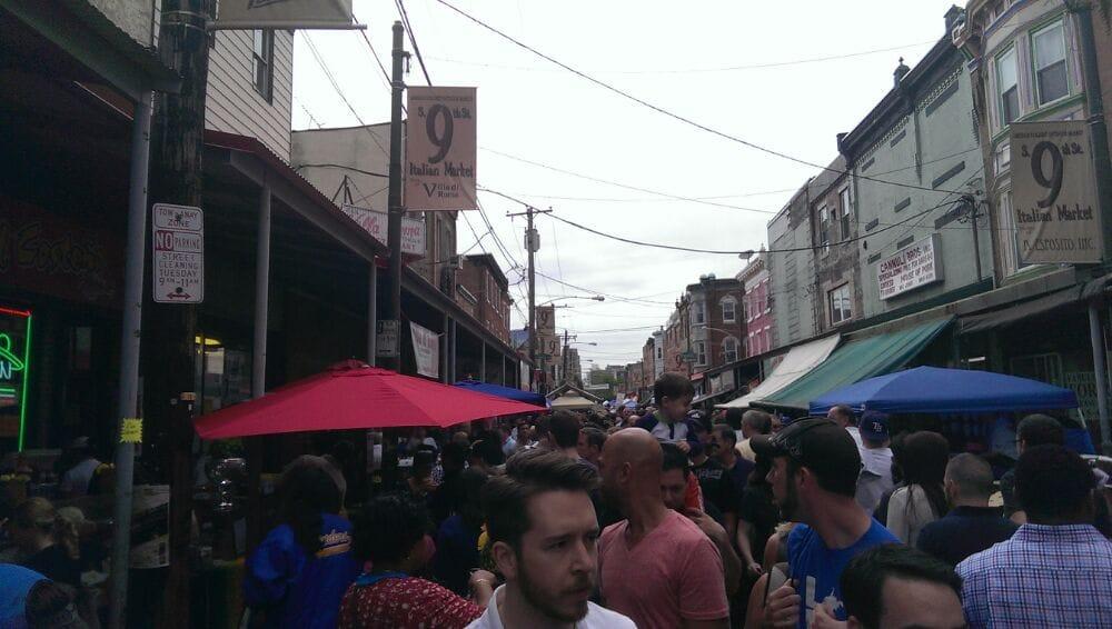 Th Street Italian Market Restaurants