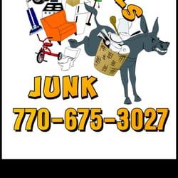 Haul Yalls Junk Junk Removal Hauling 1356 Cobb Industrial Dr