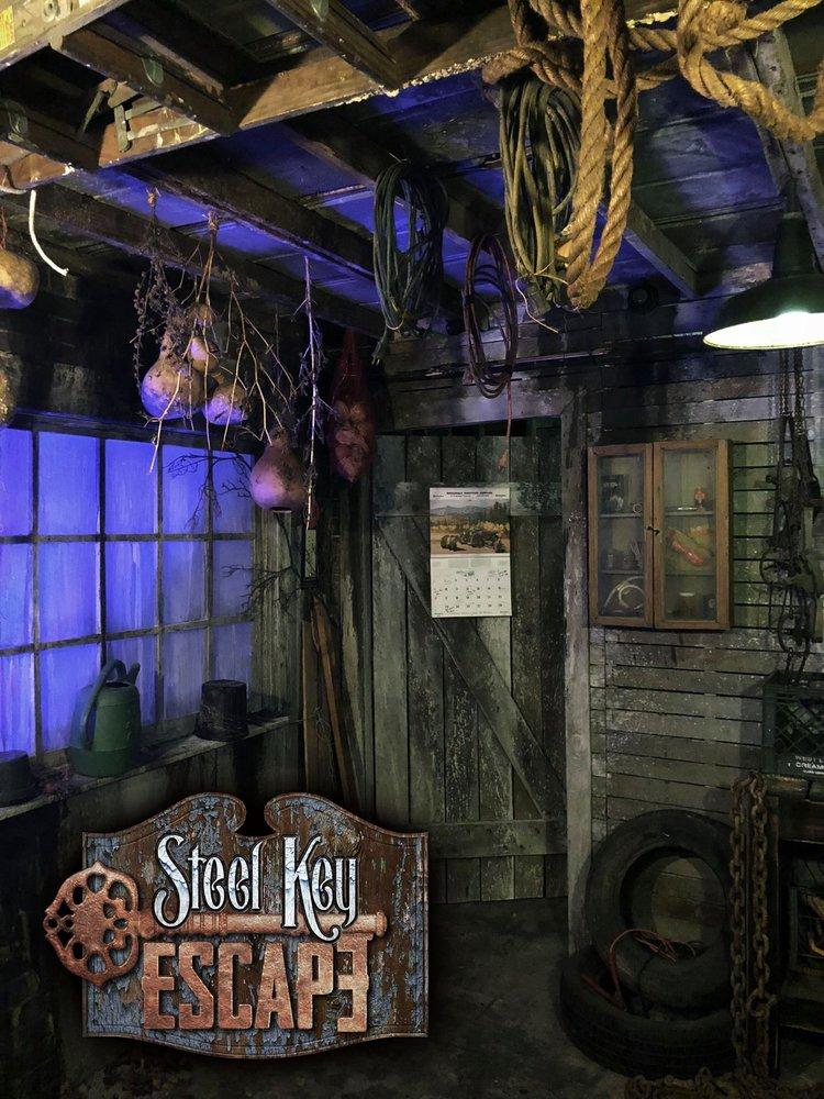 Social Spots from Steel Key Escape