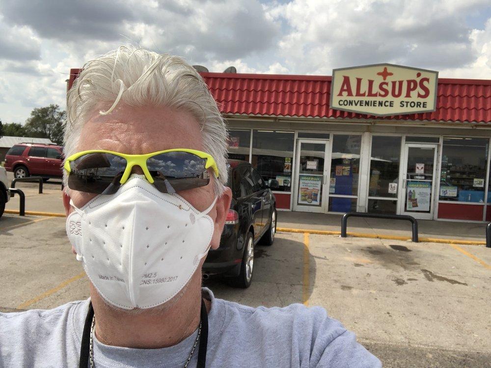 Allsup's Convenience Store: 1014 Boykin Dr, Memphis, TX