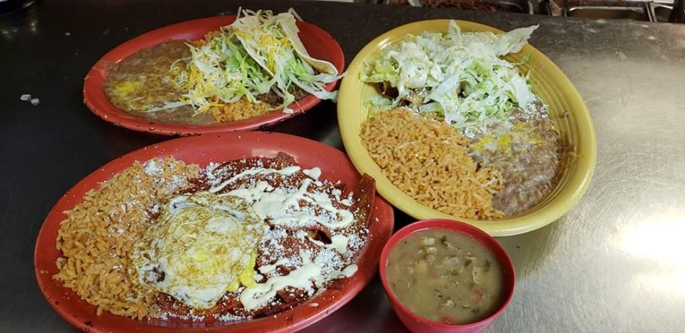 Jocelyns Mexican Grill: 809 Pine Tree Rd, Longview, TX