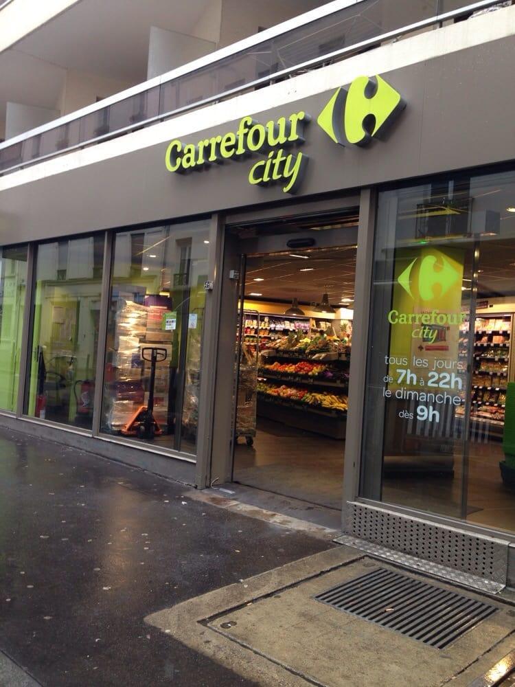 carrefour city grocery 31 33 rue de vinaigriers canal. Black Bedroom Furniture Sets. Home Design Ideas