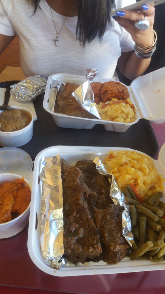 Soul Food Kitchen Inglewood