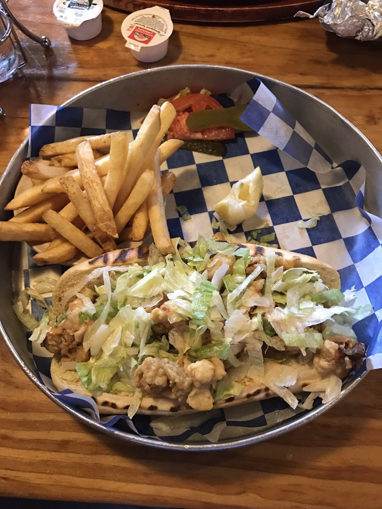 Oyster Po Boy Yeah Couldn 39 T Move After Yelp