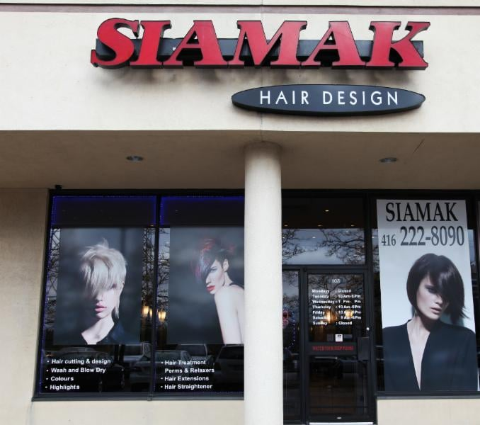 Siamak Hair Design