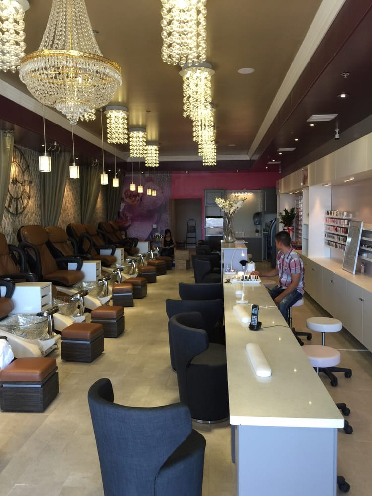 New nail salon at Sierra College!! 20% off Grand Opening Special ...
