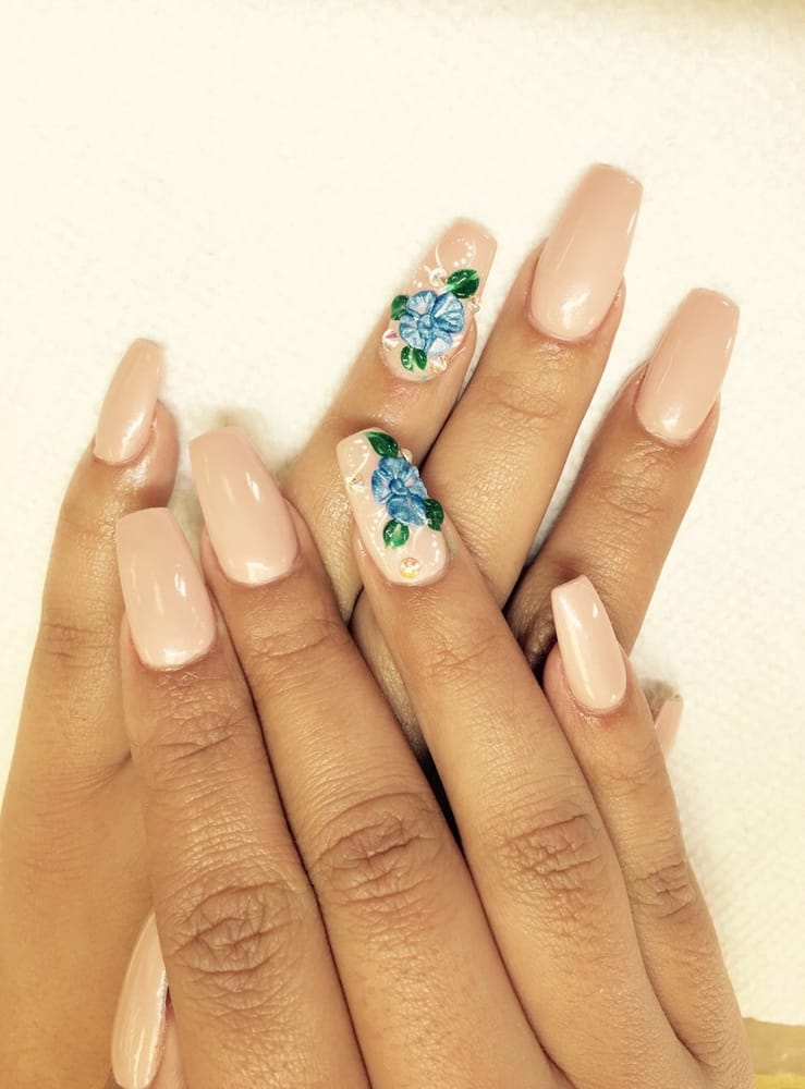 Center Nails Spa - 43 Photos & 46 Reviews - Nail Salons - 2625 Santa ...