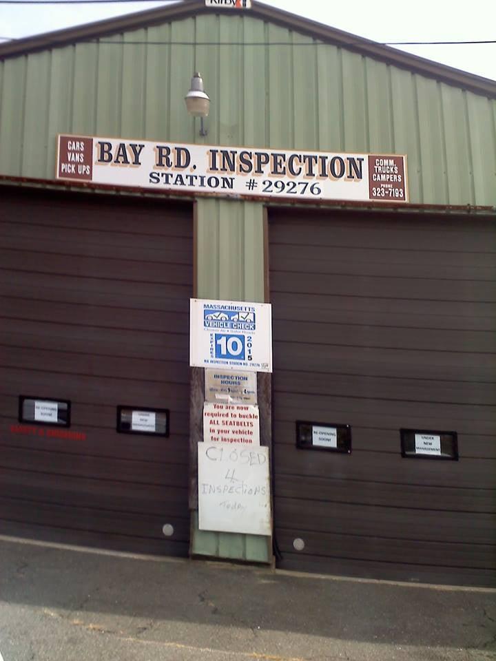 Bay Road Inspection: 147 Bay Rd, Belchertown, MA