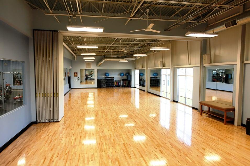 Renaissance Athletic Club: 501 Graham Ave, Benton Harbor, MI