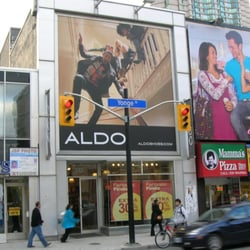 aldo shoes yonge and bloor mapsco