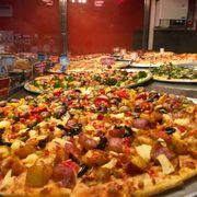 Mediterranean pizza commercial drive