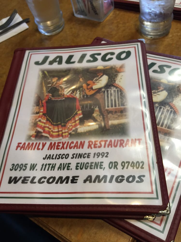 Image result for jalisco mexican restaurant eugene