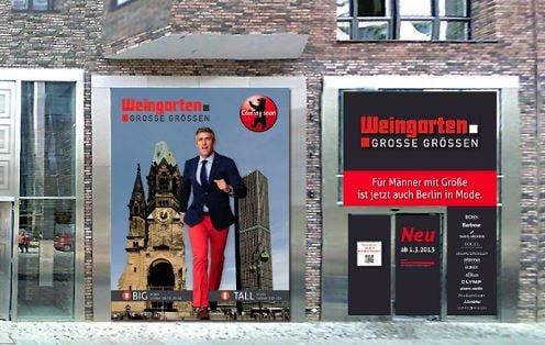 58bb94fb0093c1 Weingarten Grosse Grössen - Herrenmode - Nürnberger Str. 14-15 ...