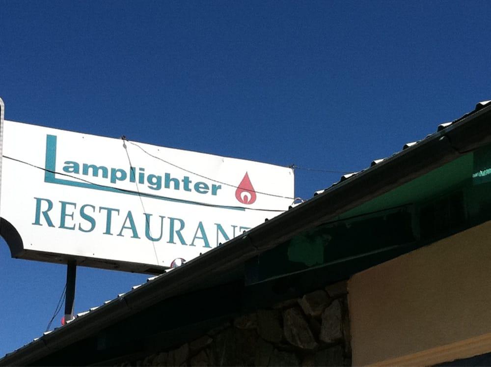 Lamplighter Restaurant: 425 Main St, Alamosa, CO