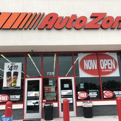Autozone Auto Parts Supplies 725 Burnt Store Rd Cape Coral