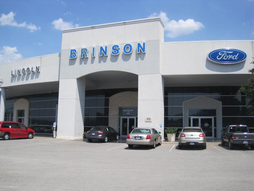 Brinson Ford Corsicana >> Brinson Ford Lincoln New 11 Reviews Car Dealers 2970