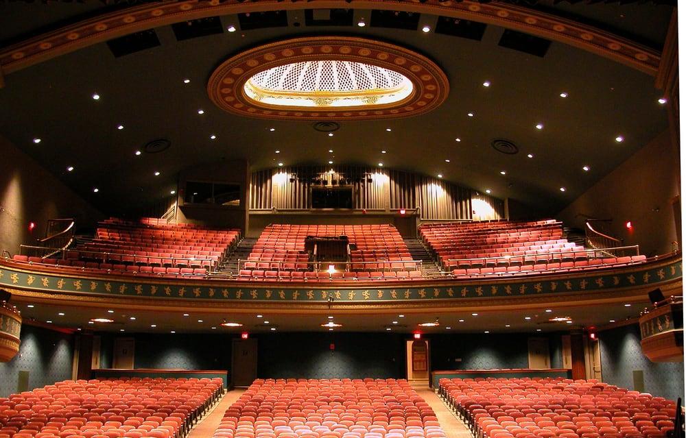 Reg Lenna Center for The Arts: 116 E 3rd St, Jamestown, NY