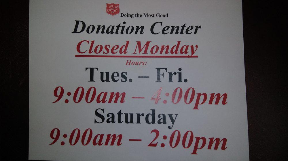 Salvation Army - Leesburg: 10 Cardinal Park Dr SE, Leesburg, VA
