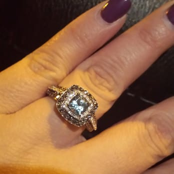 photo of kay jewelers santa clara ca united states got my gorgeous - Wedding Rings At Kay Jewelers