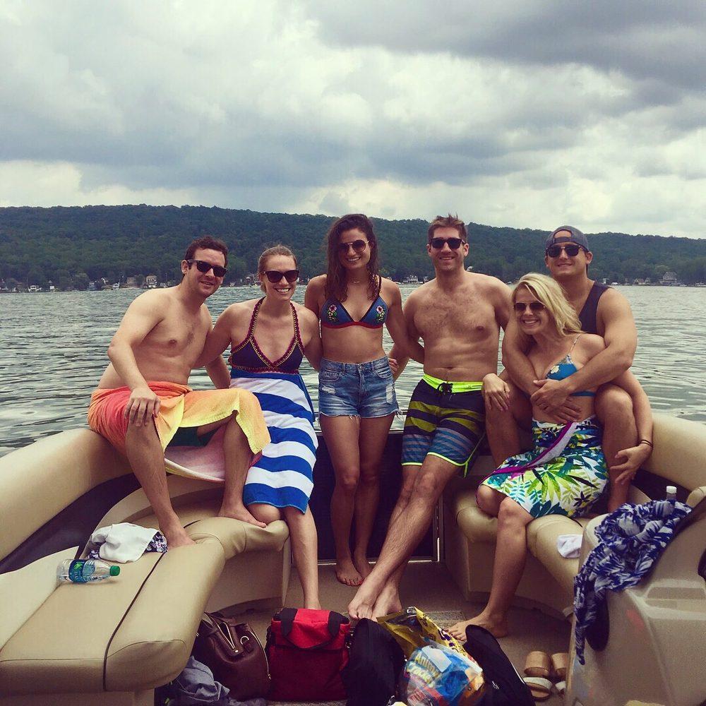 Tropical Creations Boat Tours & Rentals: E Lake Rd, Livonia, NY