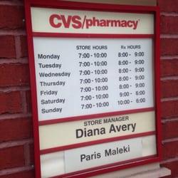 cvs pharmacy hours a good resume example