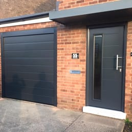 Photo of Bradgate Garage Doors - Leicester United Kingdom. Garage doors hinckley  hormann & Bradgate Garage Doors - Get Quote - Builders - Barnsdale Road ... Pezcame.Com
