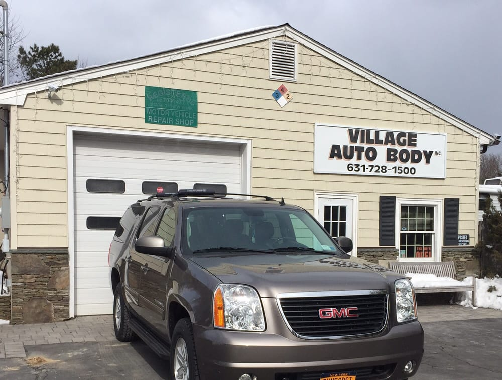 Village Auto Body >> Village Auto Body 82 Old Riverhead Rd W Hampton Bays Ny
