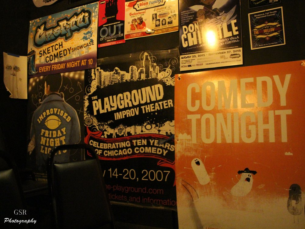 The Playground Theater: 3209 N Halsted St, Chicago, IL