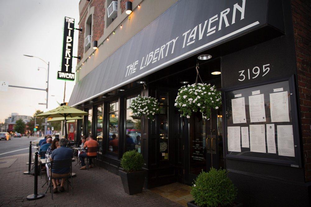 The Liberty Tavern: 3195 Wilson Blvd, Arlington, VA