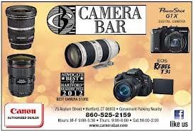 Camera Bar