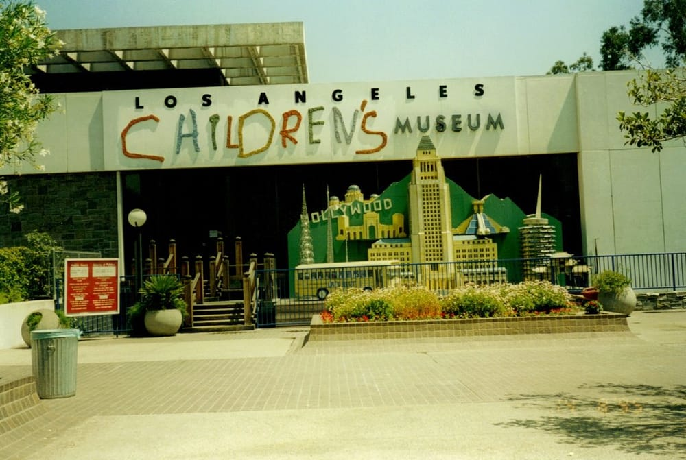 childrens museum of the arts los angeles