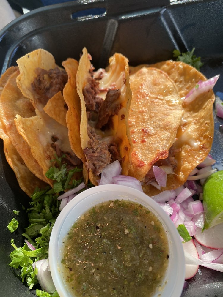 Papa's Red Tacos & Mulitas: 1301 Eubank Blvd NE, Albuquerque, NM